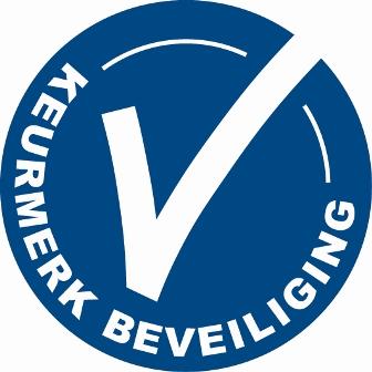 Logo Keurmerk Beveiliging web
